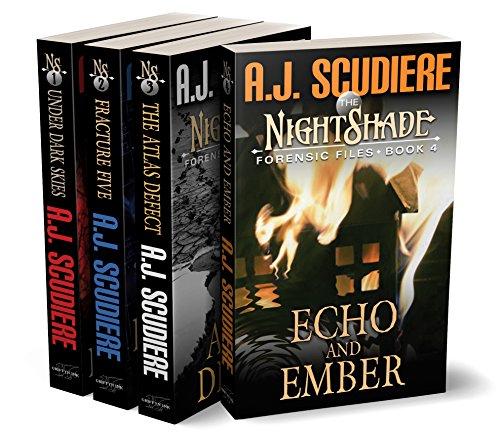 4 Book set - Nightshade