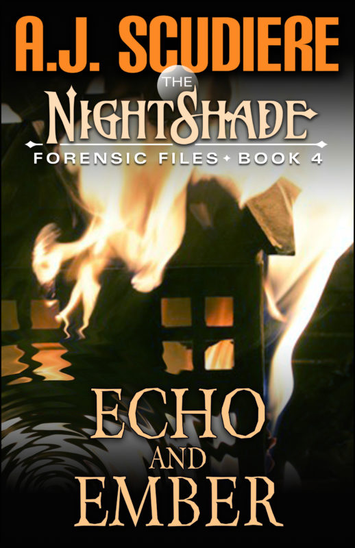 Echo and Ember - Nightshade #4