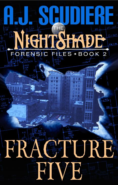 Fracture Five - Nightshade #2