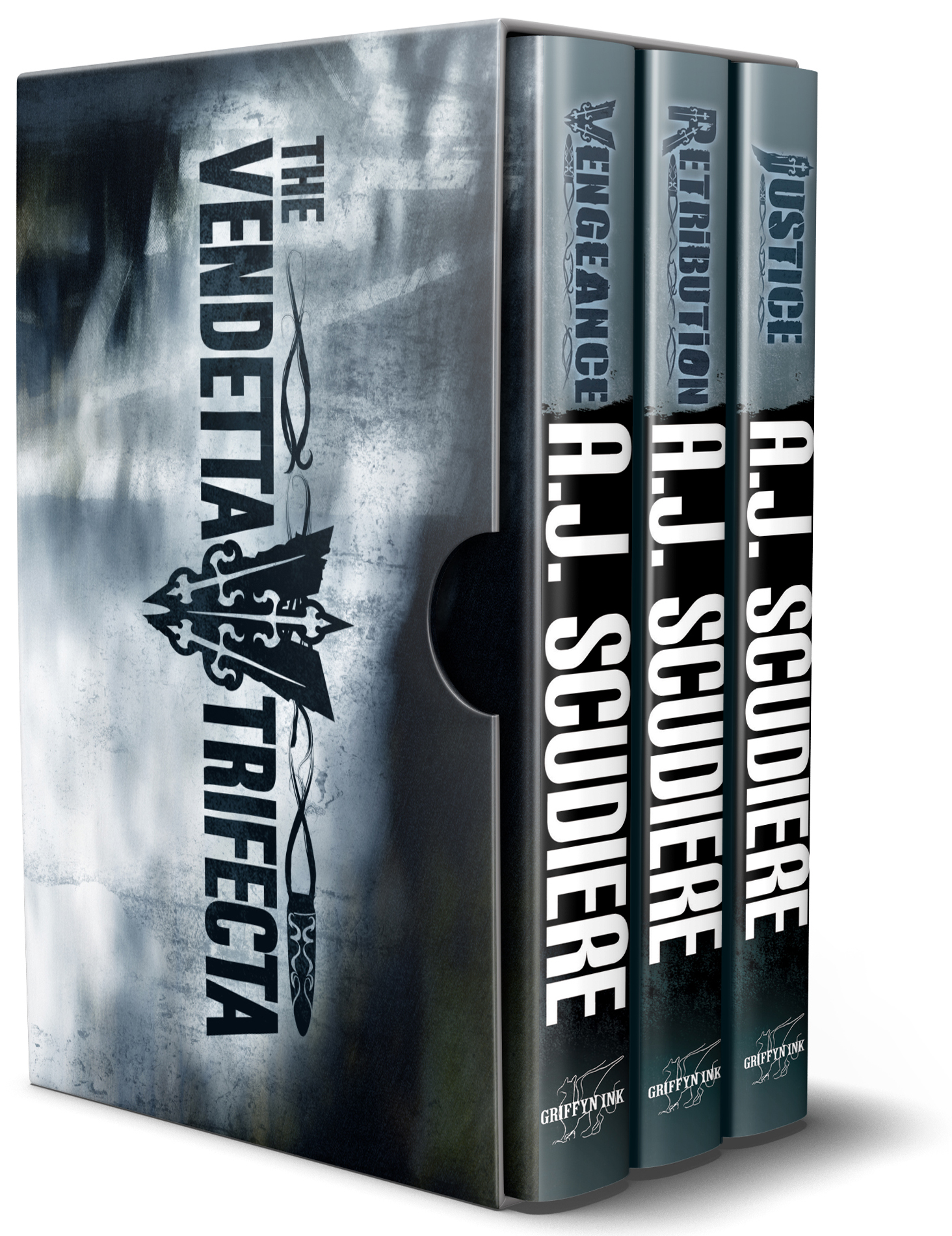 The Vendetta Trifecta Boxed Set