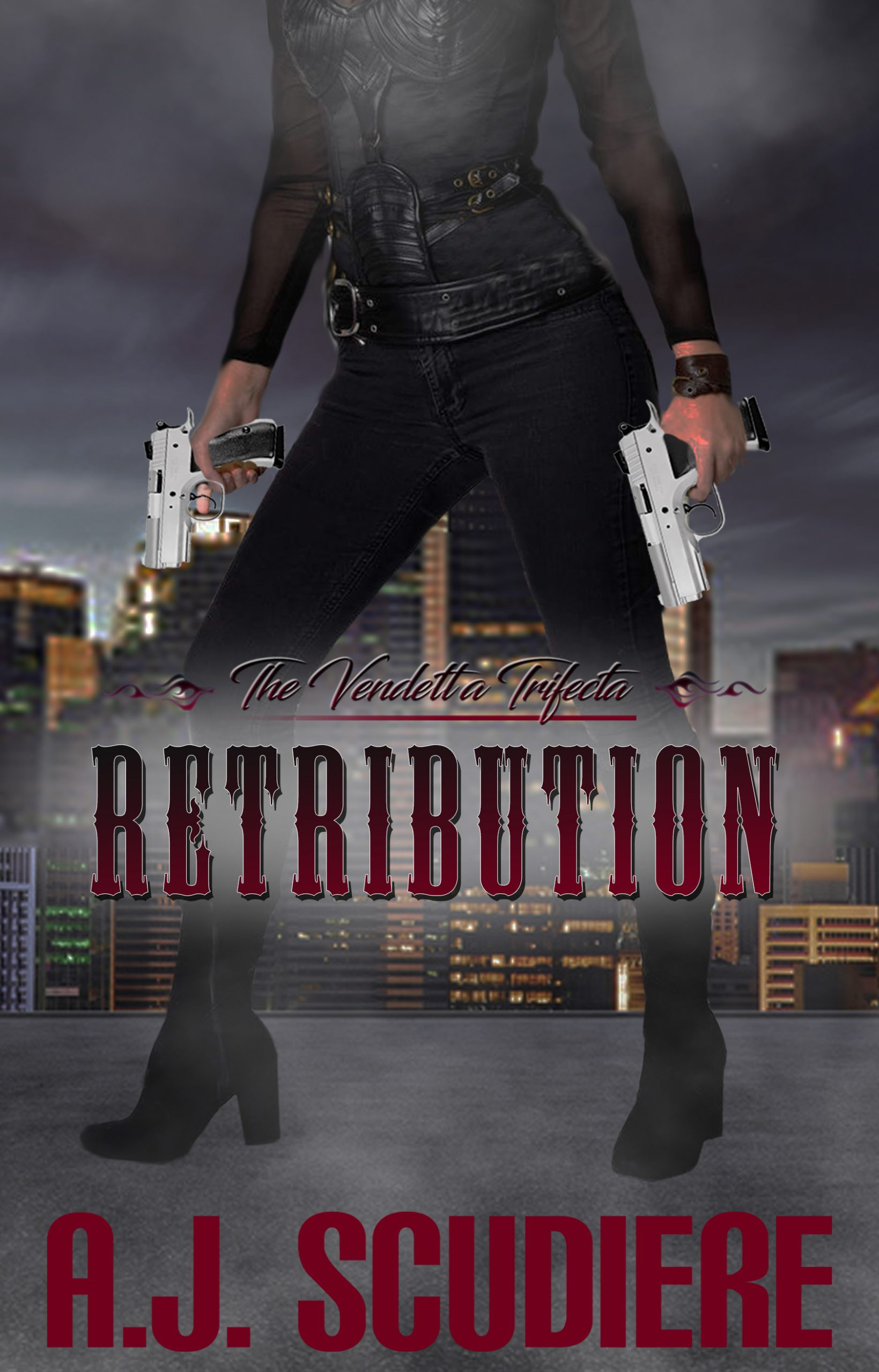 Retribution - Vendetta Trifecta #2