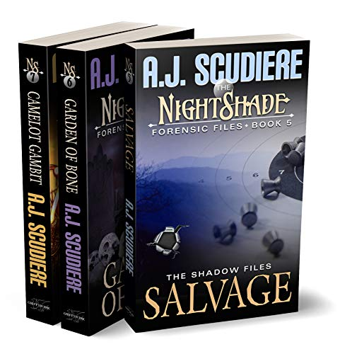 Nightshade Volume 2