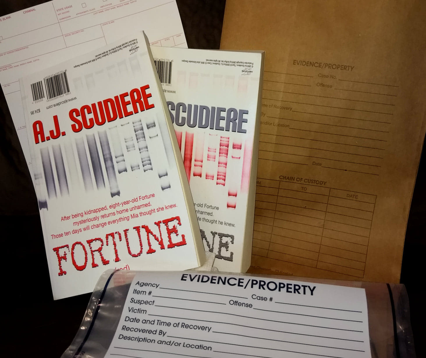 A.J. Scudiere - Fortune - Special Offer